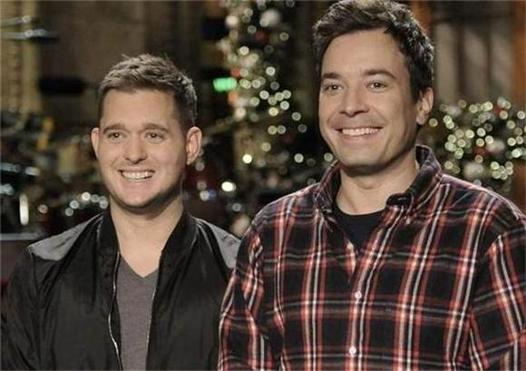 SNL: Jimmy Fallon and Michael Buble