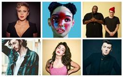 Artists Who Blew Up In 2014