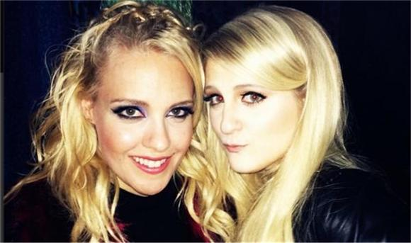 Meghan Trainor And Eden xo Mashup Their Hits In Cute Holiday Video