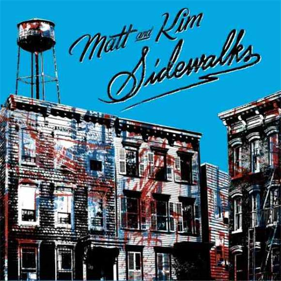 album review: matt and kim