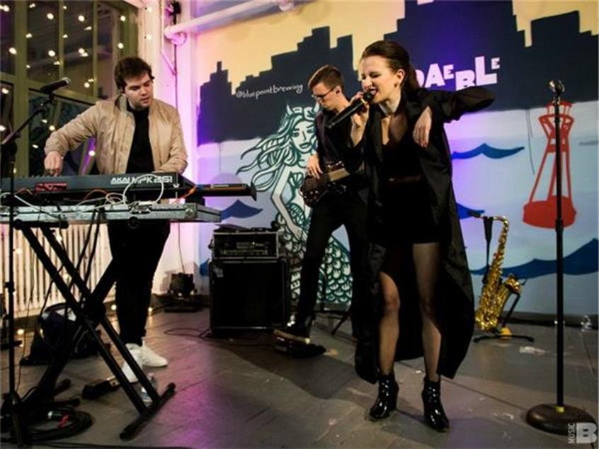 THAT'S A WRAP: Bands + Brews with Marian Hill and Hannah Gill and the Hours