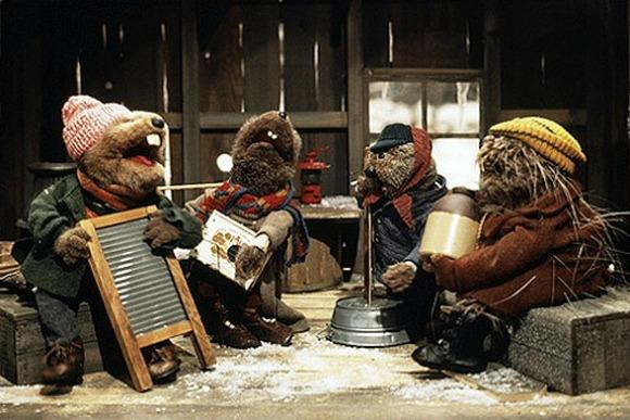 Emmet Otter Is A Hipster