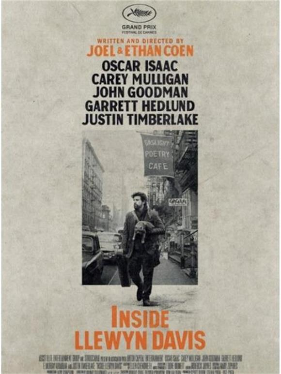 Holiday Movie Recommendation for Music Lovers: 'Inside Llewyn Davis'