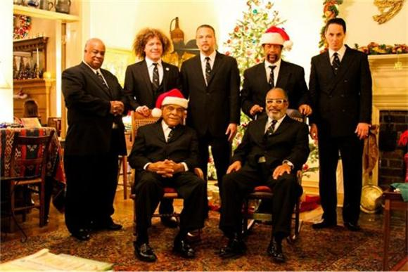 Have Yourself A Very Cajun Christmas With The Preservation Hall Jazz Band