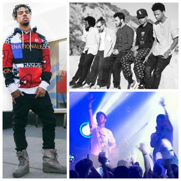 Vic Mensa, Donnie Trumpet, Chance The Rapper, and A Little Baeble History
