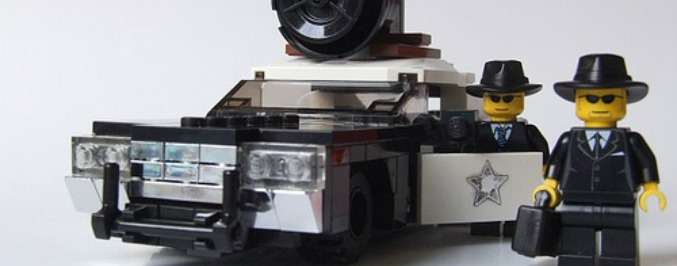 The Best Stop-Motion LEGO Recreation of 'The Blues Brothers' Mall Chase