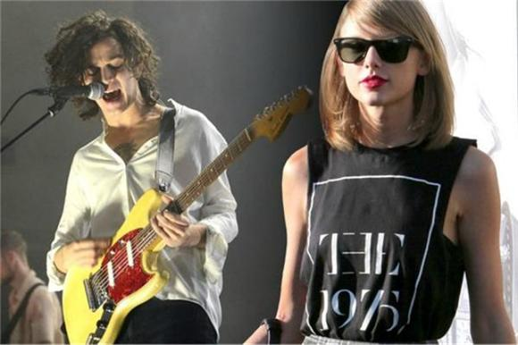 Taylor Swift Is Officially A Groupie Of The 1975