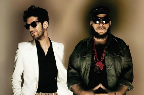 Chromeo Funkifies Boys Noize