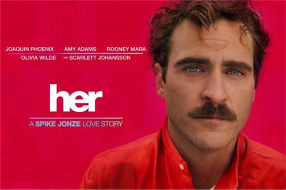 Arcade Fire-Scored 'Her' Named National Board of Review's Best Film of the Year