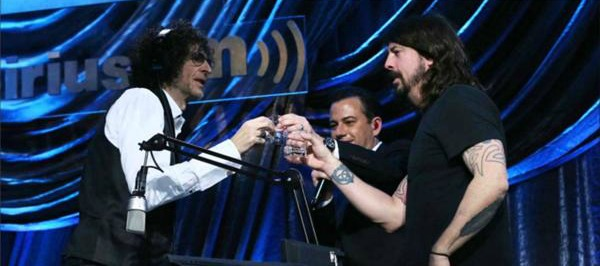 Grohl, Stern, And All Kinds Of Conversation