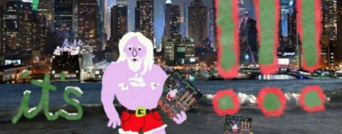 Chk Chk Chk Will Seduce Your Holiday Spirit in 'And Anyway It's Christmas'