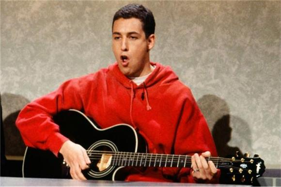Flashback Friday: Adam Sandler 'Chanukah Song'