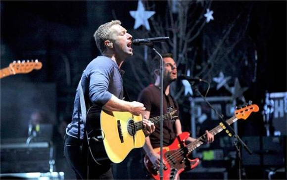 Chris Martin Says Coldplay's Seventh And Final Album Is Already In The Works