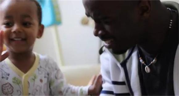 Rapper of the Day: This Two-Year Old