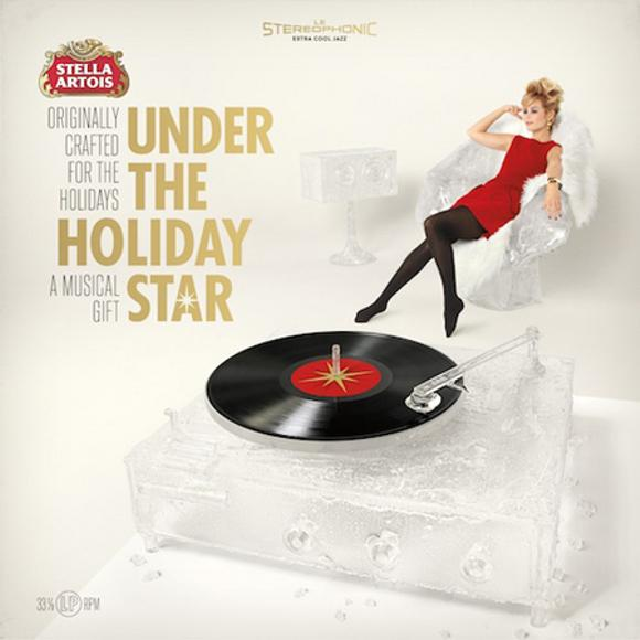 The Hookup: Stella Artois Holiday Album on Vinyl
