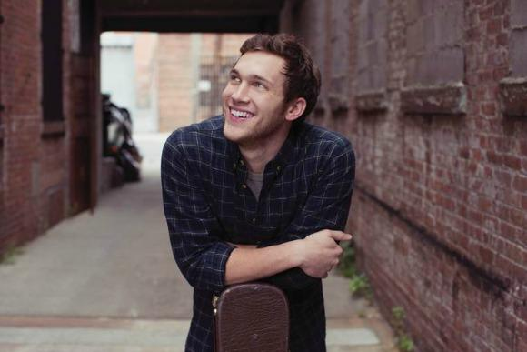 Interviewing Phillip Phillips