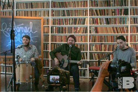 COMING SOON: A Session with Frightened Rabbit