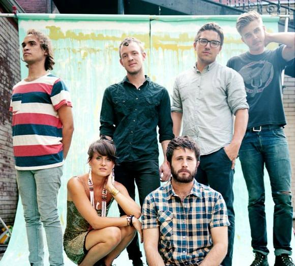 Kopecky Family Band Plays a VW Bus