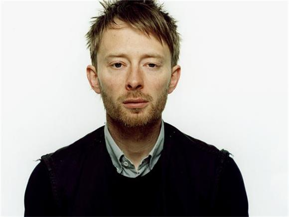 Thom Yorke Shares New Tunes In Paris