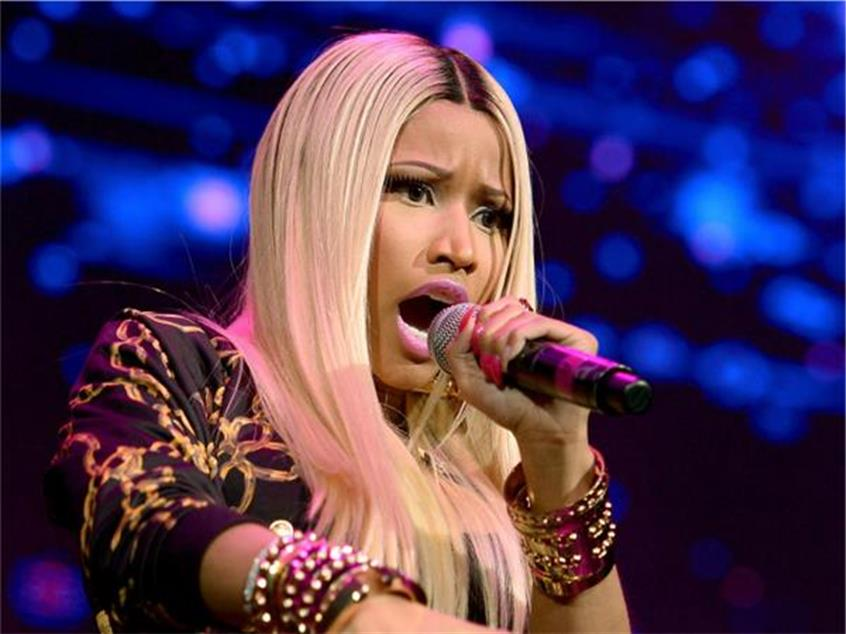 WTF WEDNESDAY: Nicki Minaj Fights with Strangers, Fiona Apple Fights with Donald Trump