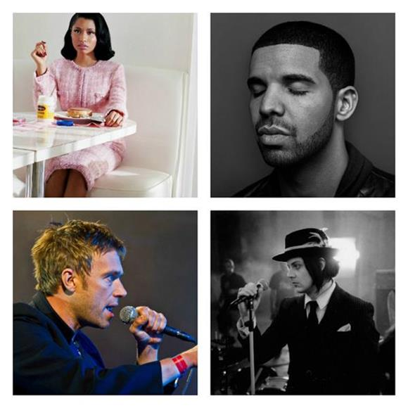 The Top 10 Music Beefs Of 2015