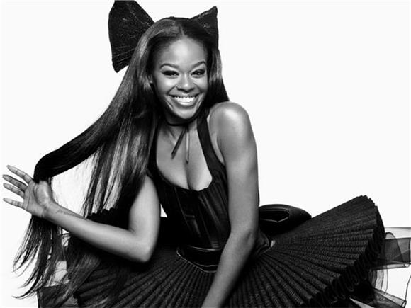 Azealia Banks Parties At The Beach In Latest Video