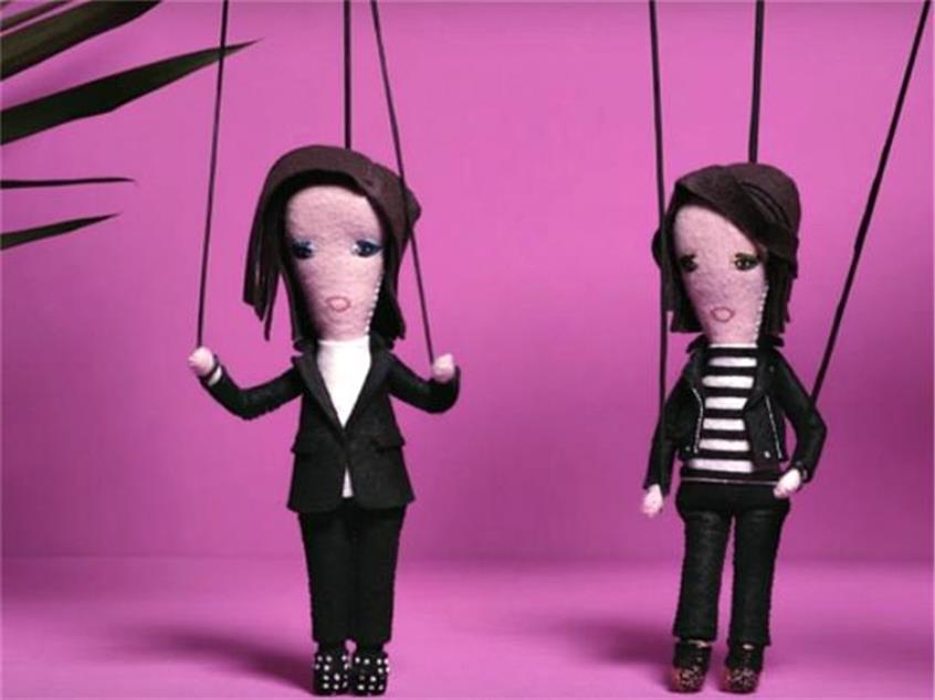 Tegan and Sara Are Puppets in Miami Vice-Influenced Video 'Dying To Know'