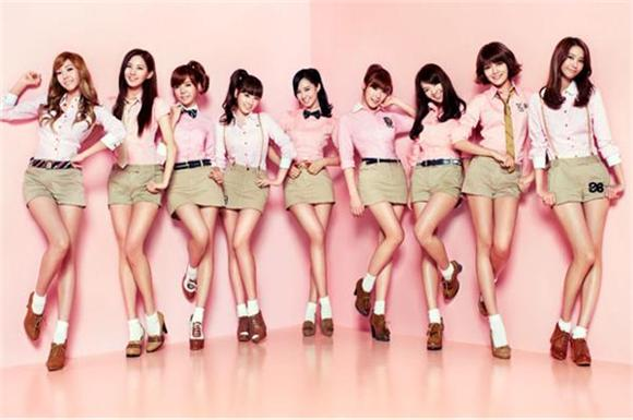 Late Night: Girl's Generation