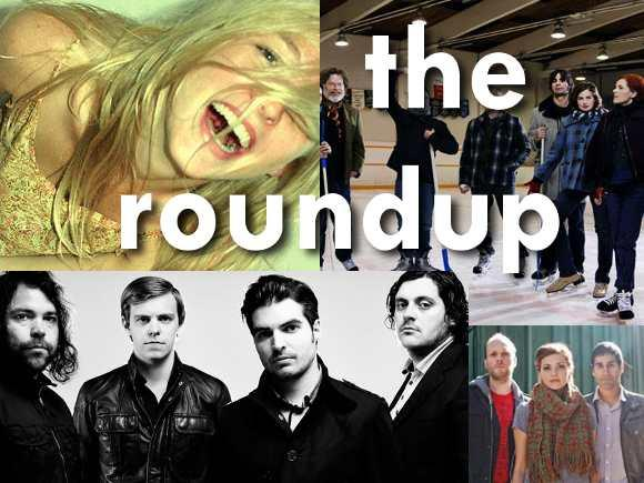 the roundup: our top five favorite videos from the week that was