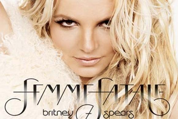 history of album covers: britney spears