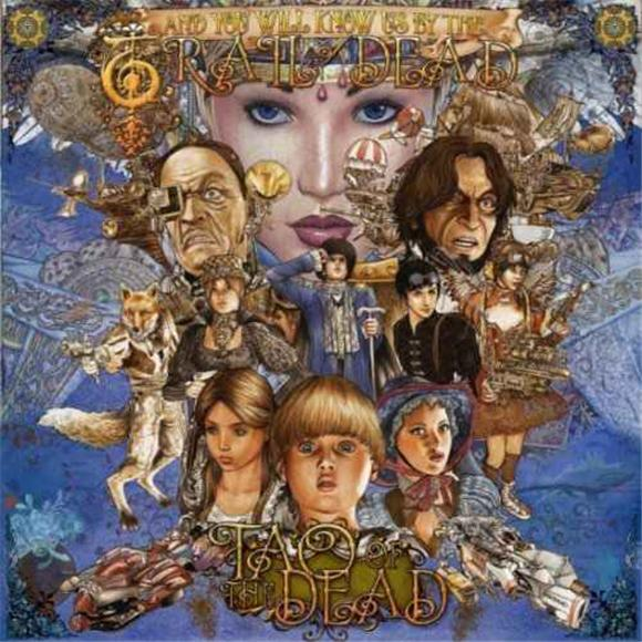 album review: trail of dead
