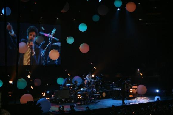 Out and About: Passion Pit and Matt and Kim at MSG