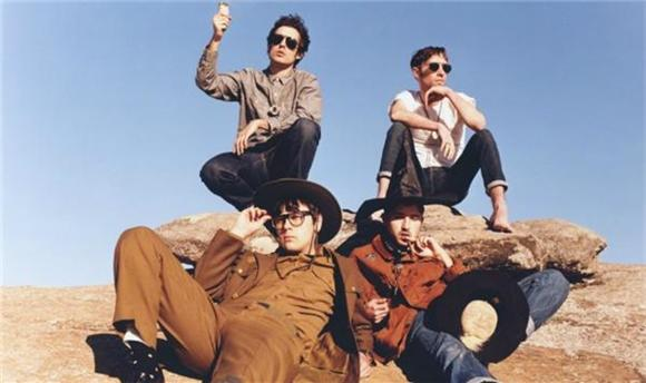 Single Serving: Black Lips 'Justice After All'