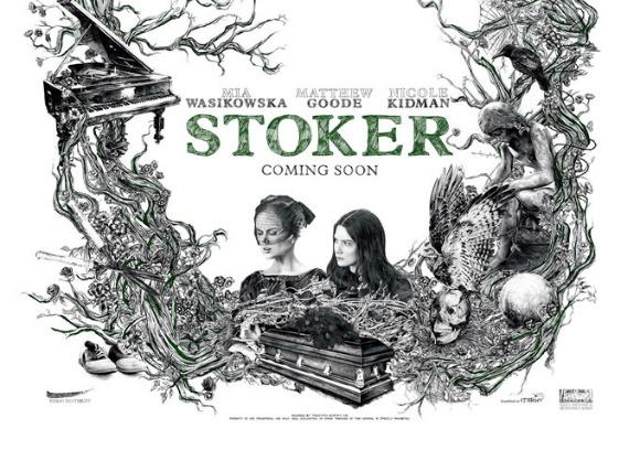 A Brilliantly Haunting Score for Stoker