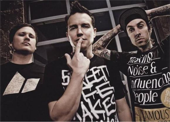 Mark Hoppus Hints at New Blink-182 Material