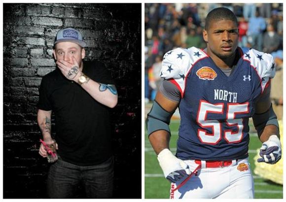 Mac Lethal Rhymes In Michael Sam's Defense