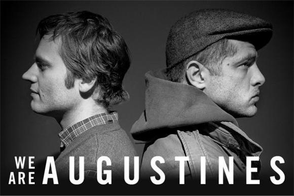music video premiere: we are augustines