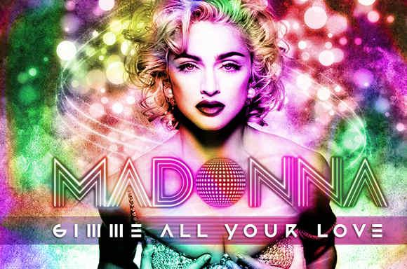 Madonna Accused of Plagiarizing New Single