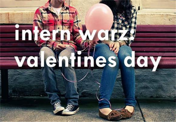 Intern Warz: Valentine's Day Playlists