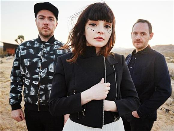 Coming Soon: Chvrches And Their Fans Take Over Central Park