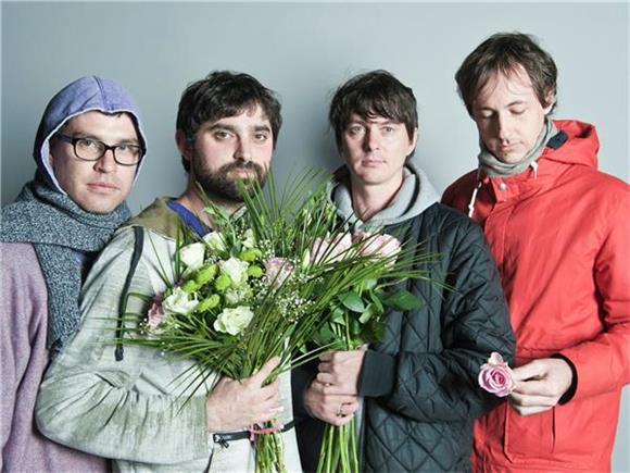 Animal Collective Are Ready To Be 'Golden Gals'