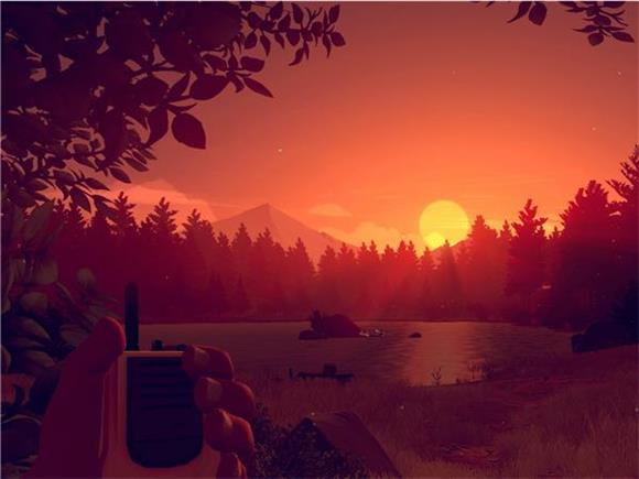 B Sides: The Interactive Emotional Embrace Of Firewatch
