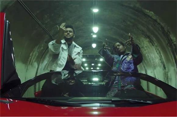 The Weeknd Drops Video For