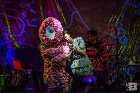 Now Playing: Rubblebucket Pack An Audio-Visual Punch