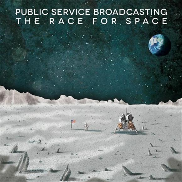 Public Service Broadcasting The Race For Space