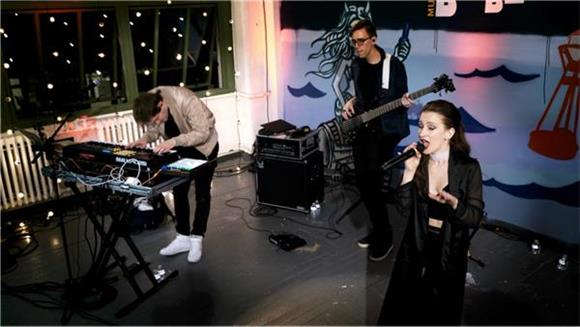 Now Playing:  Marian Hill Cast Bands And Brews Under Their Seductive Spell