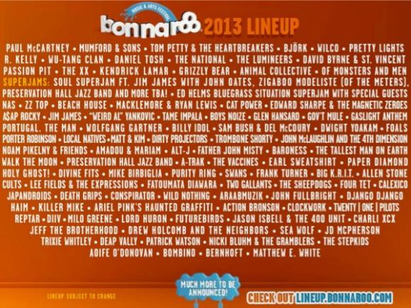 Of Course I'm Going To Bonnaroo: Five Reasons Why