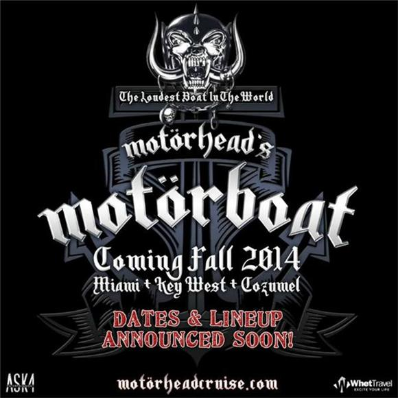 Motorhead Hits the High Seas on MotorBoat Festival Cruise