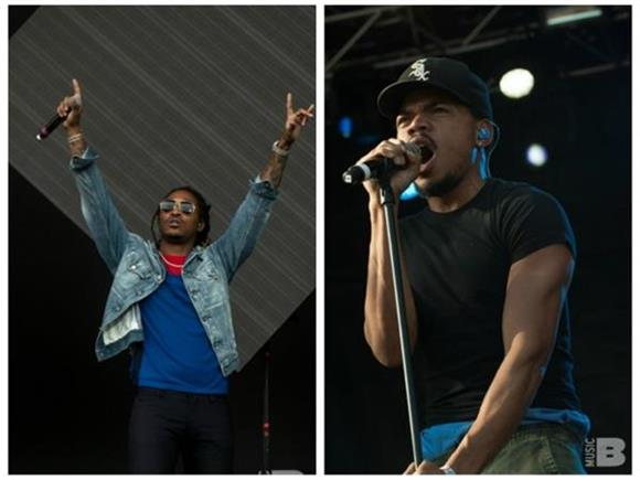 Are Chance The Rapper and Future About to Drop a Mixtape?