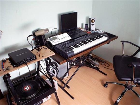 Gear Talk Tuesday: 5 Home Studio Necessities